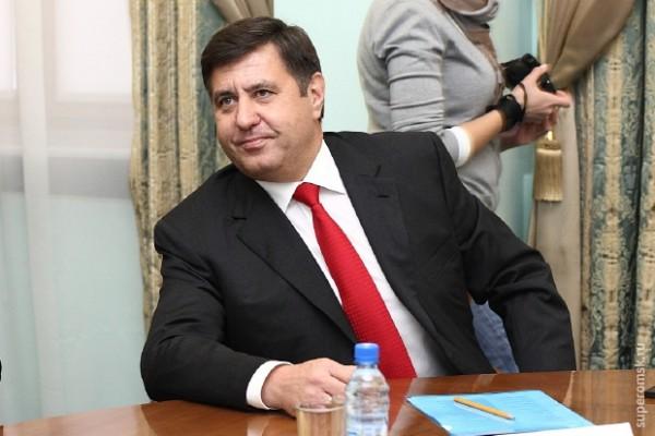 Сенатор Андрей Голушко возглавил попечительский совет омского отделения Российского детского фонда
