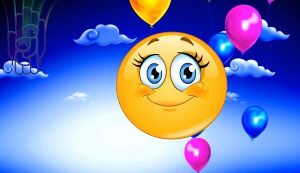 Поделитесь своей улыбкой!