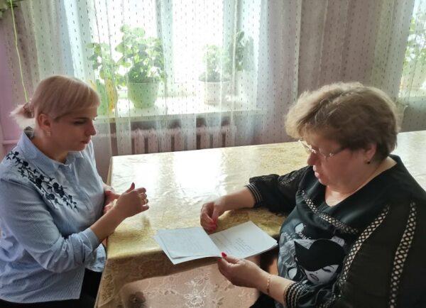 Индивидуальные встречи – адресная помощь
